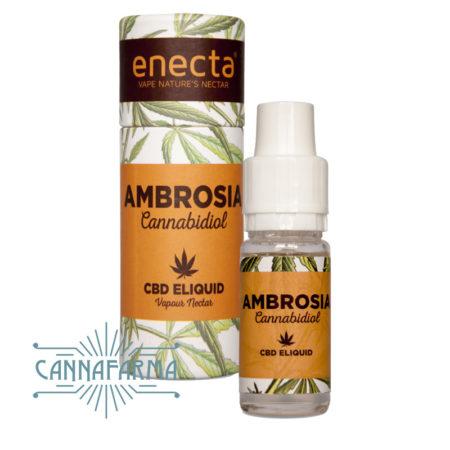 e-liquido de cbd ambrosia melocoton