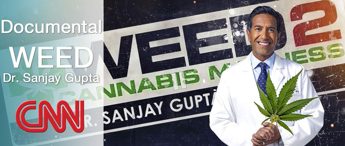 Portada documental Weed